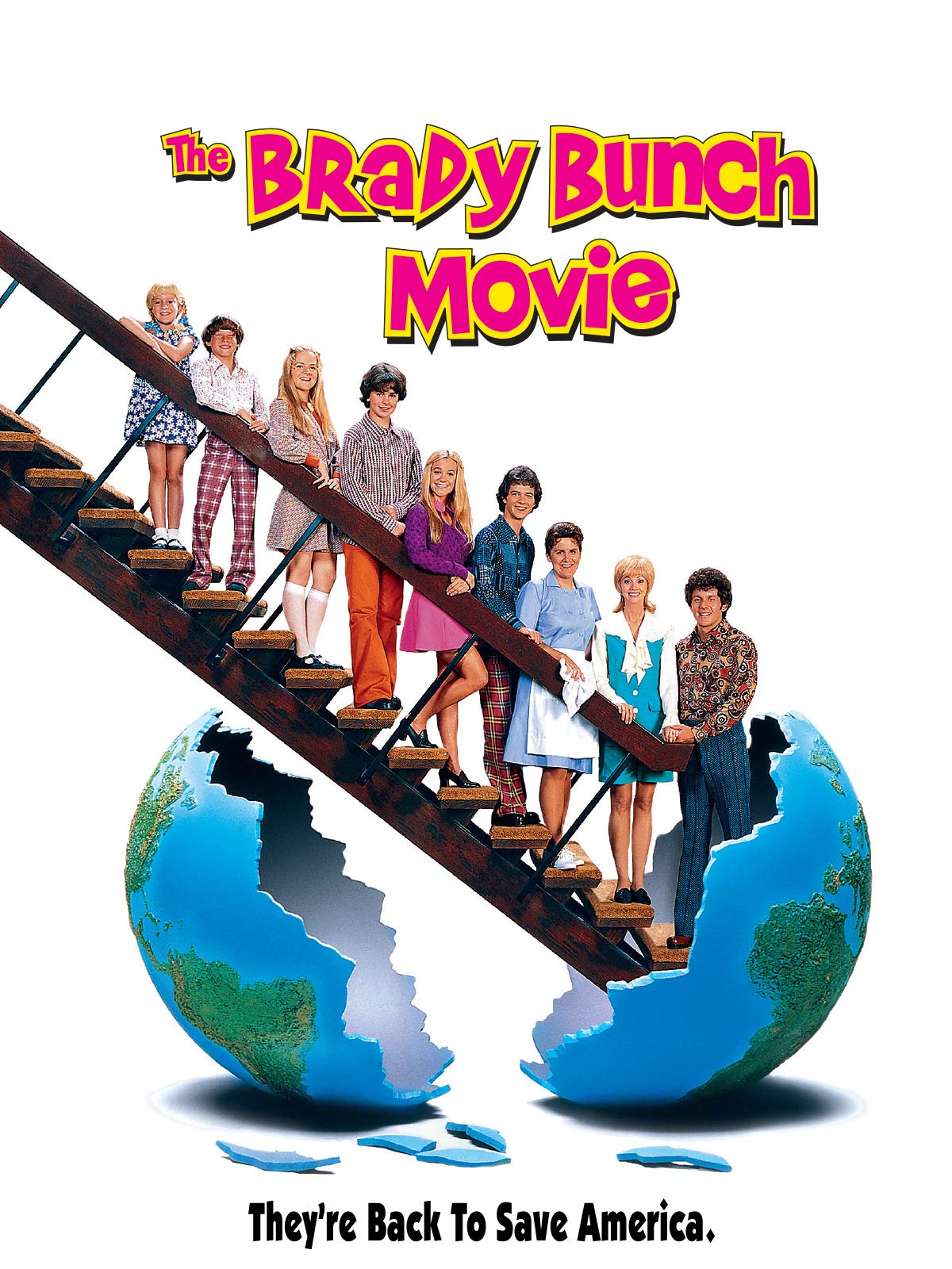 The Brady Bunch Movie on Amazon Prime Video UK