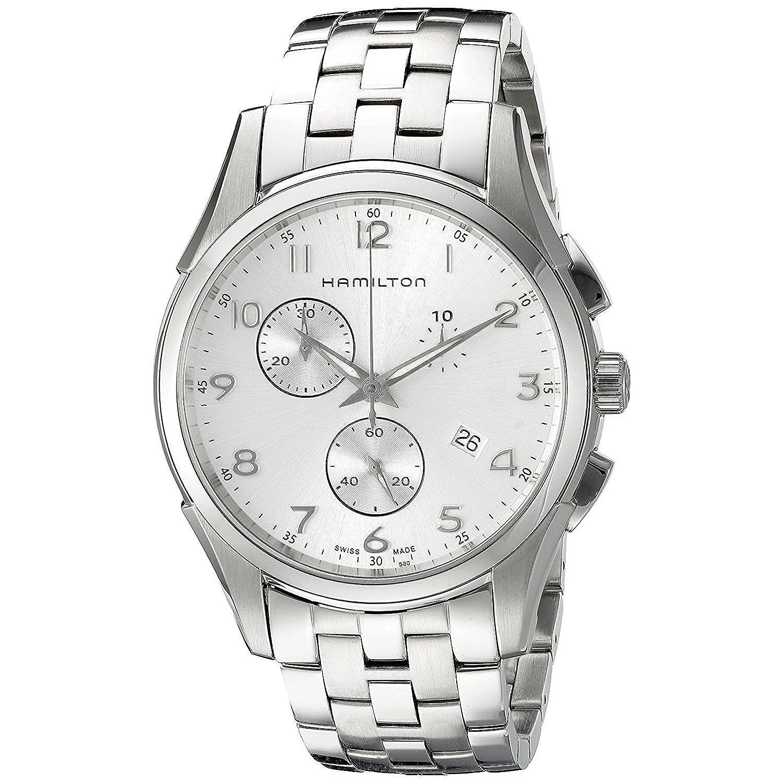 Hamilton Jazzmaster Thinline Chrono Quartz Mens Casio G Shock Gst S110bd 1a2dr Watch H38612153 Watches