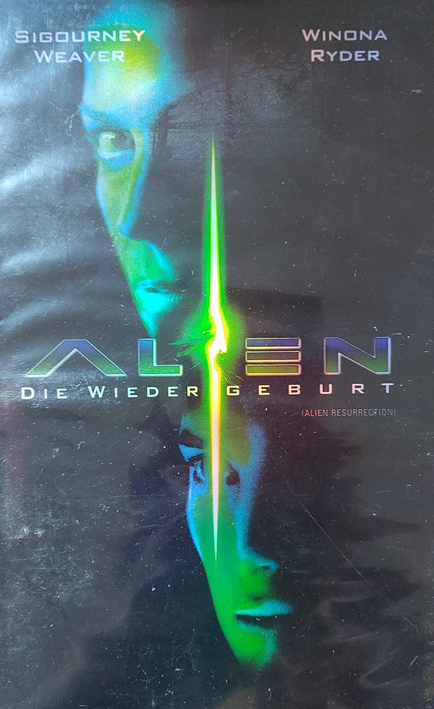 Alien: Resurrection [VHS]: Amazon.es: Sigourney Weaver ...