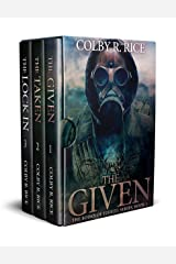 BOOKS OF EZEKIEL Series Box Set 1-3: The Given, The Taken, The Lock In (The Books of Ezekiel Boxset Series Book 1) Kindle Edition