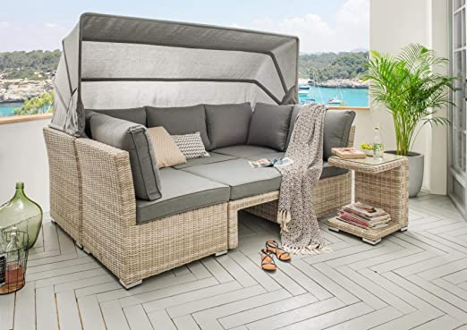 Salottini In Rattan Offerte.Lounge Destiny Lounge Gruppo Aruba Salottino Sofa Set Tetto