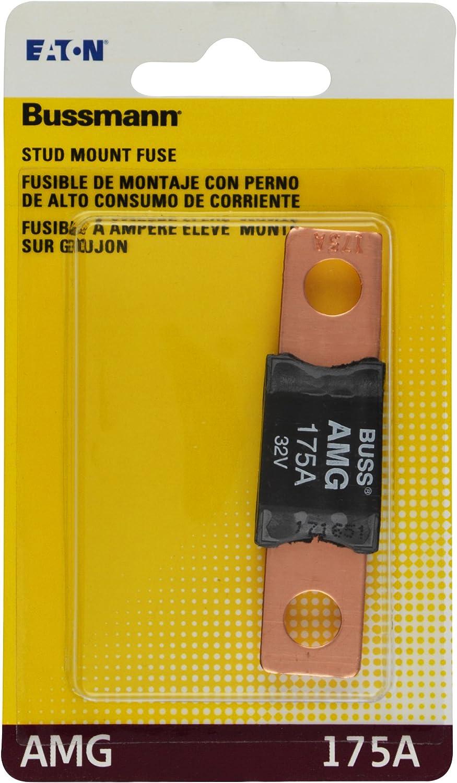 Details about  /BUSSMANN LIMITRON FUSE 250 VOLT 175 AMP KTN 175