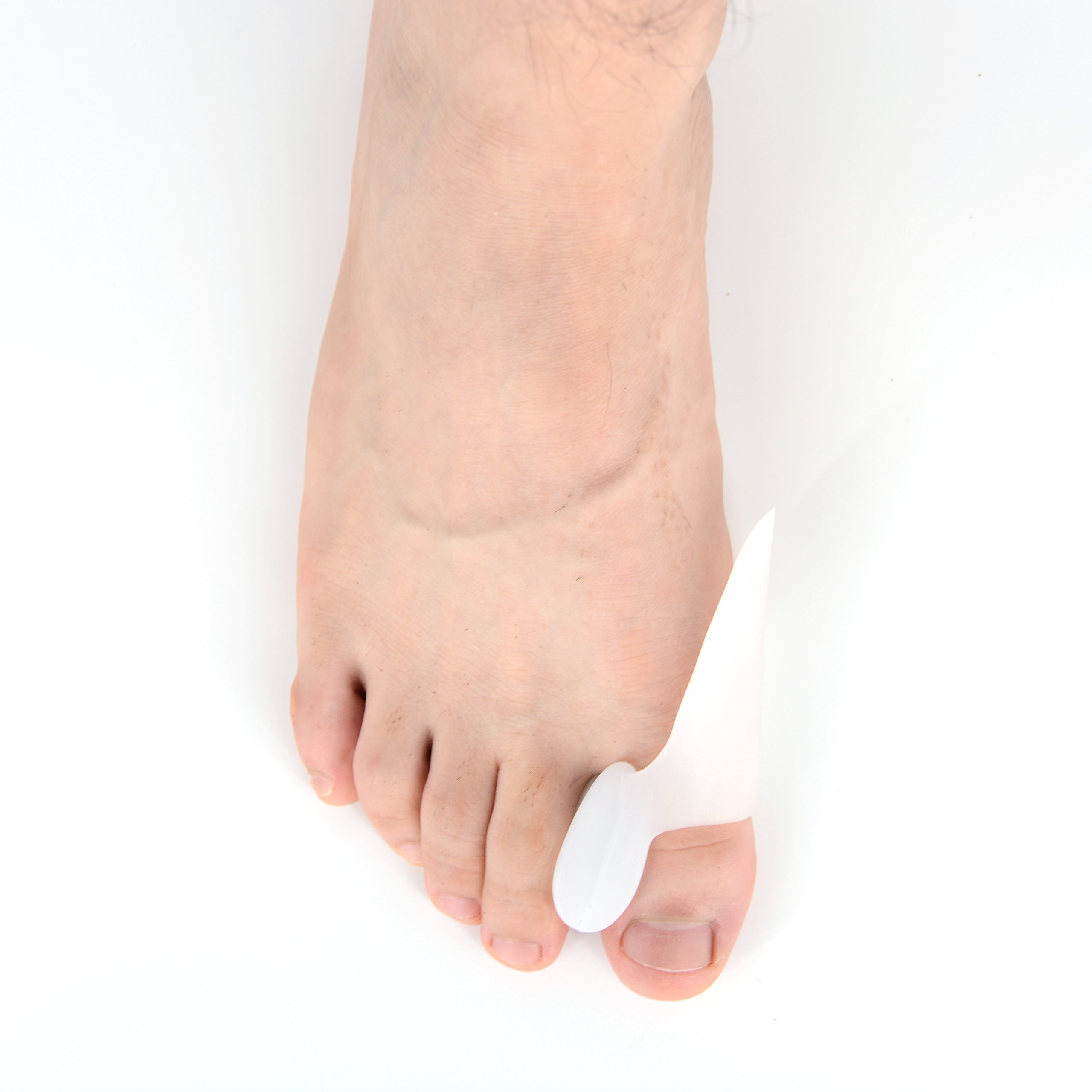 Dr.Koyama 2 Sets Rapid Bunion Pain Treatment Night Time Bunion Orthopedic Splints + Bunion Pad Toe Spacer Hallux Valgus Bunion Pads Medium by Dr.Koyama