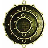 Spellbinders MB1-007 Media Mixage Circles Three, Bronze