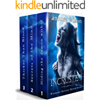 Incrusted : A Paranormal Romance Boxed Set (Werepire Reverse Harem Romance Boxed Set)