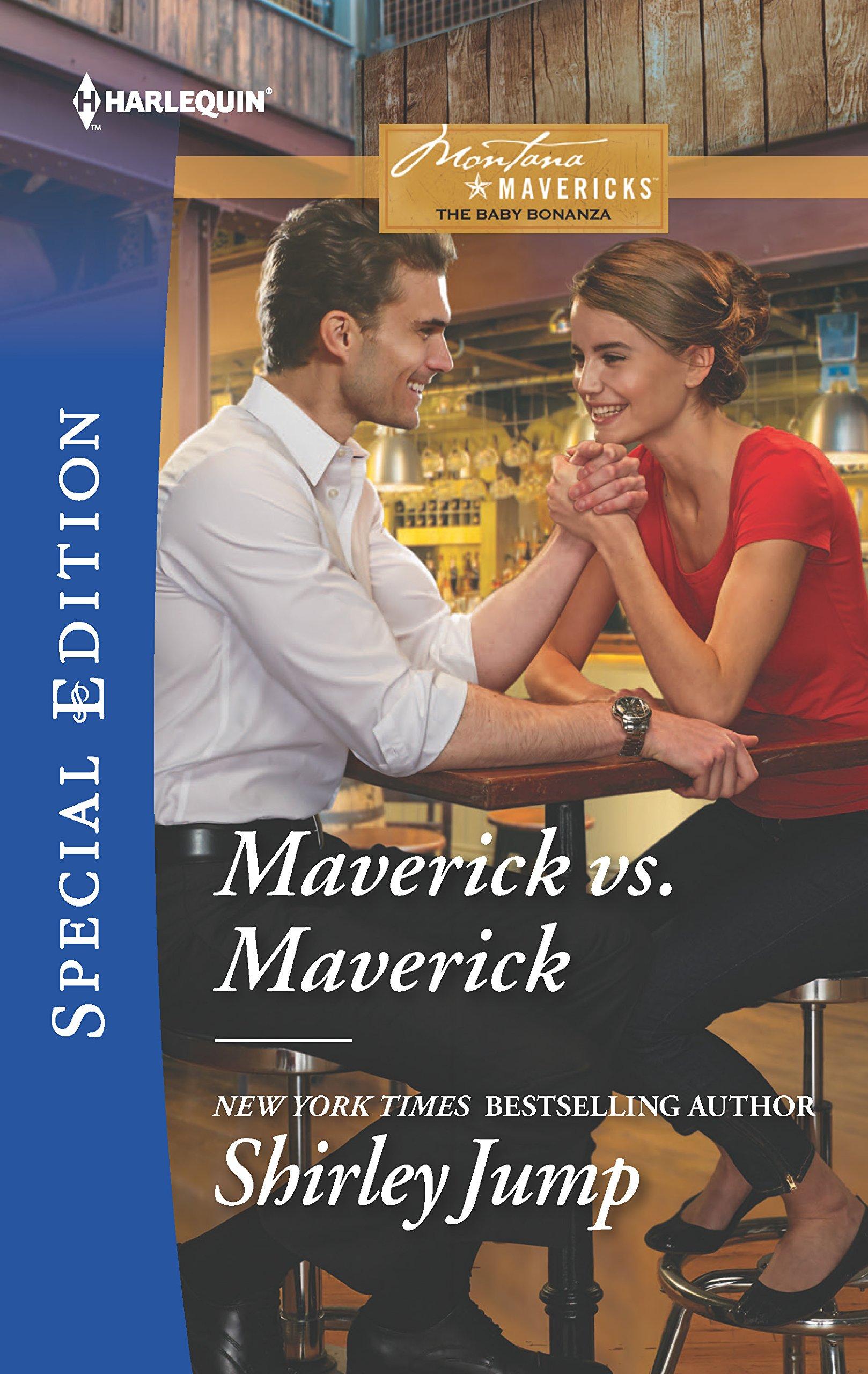 Download Maverick vs. Maverick (Montana Mavericks: The Baby Bonanza) pdf