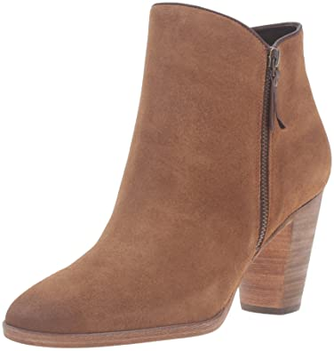 Cole Haan Women's Hayes Ankle Bootie, Olive Suede, ...