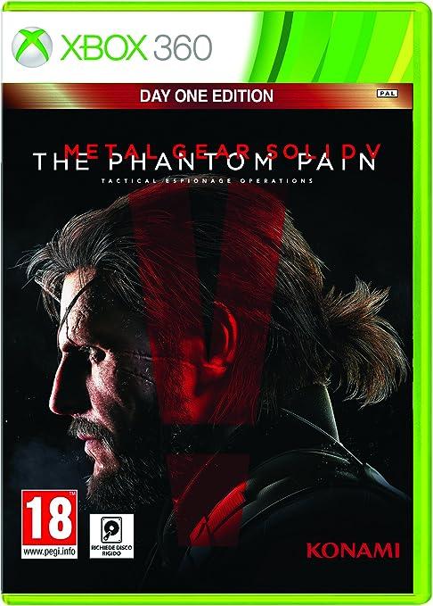 Metal Gear Solid V: The Phantom Pain - Day-One Edition [Importación Italiana]: Amazon.es: Videojuegos