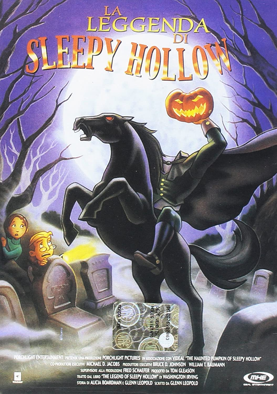 La leggenda di Sleepy Hollow +pcgames Halloween Hijinks Italia DVD: Amazon.es: Glenn Leopold: Cine y Series TV