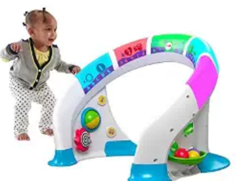 【ギフ_包装】 Fisher-Price B01FQPBS0E Bright Fisher-Price Beats Smart Touch Play Space Space [並行輸入品] B01FQPBS0E, 大麦工房ロア:36d66b82 --- arianechie.dominiotemporario.com