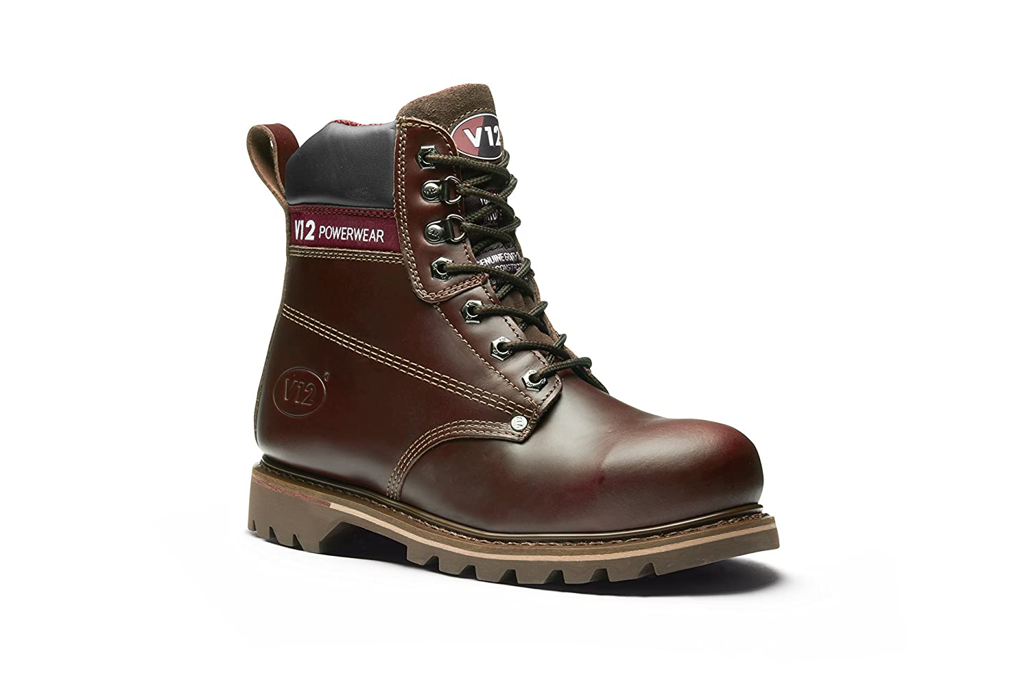 special sales new appearance many fashionable V12 Boulder Safety Boots - 5 UK/Brown