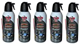 Dust-Off Disposable Compressed Gas Duster, 10 oz