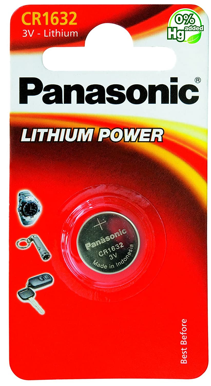 Panasonic CR1632- Pila