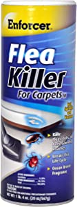 Enforcer 20-Ounce Flea Killer for Carpet, Ocean Breeze Fragrance