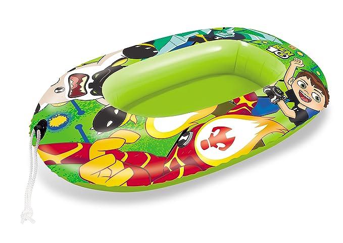 Ben 10- Barca Hinchable 94Cm para Playa O Piscina, Multicolor, 94 ...