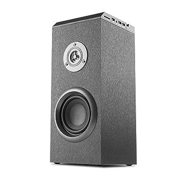 Amazon.com: NGS Tube – Torre de sonido (altavoz bluetooth ...