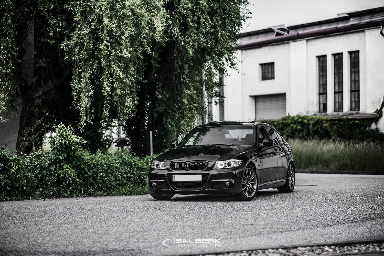 salberk original Performance 9002DL Schwarze Nieren gl/änzend