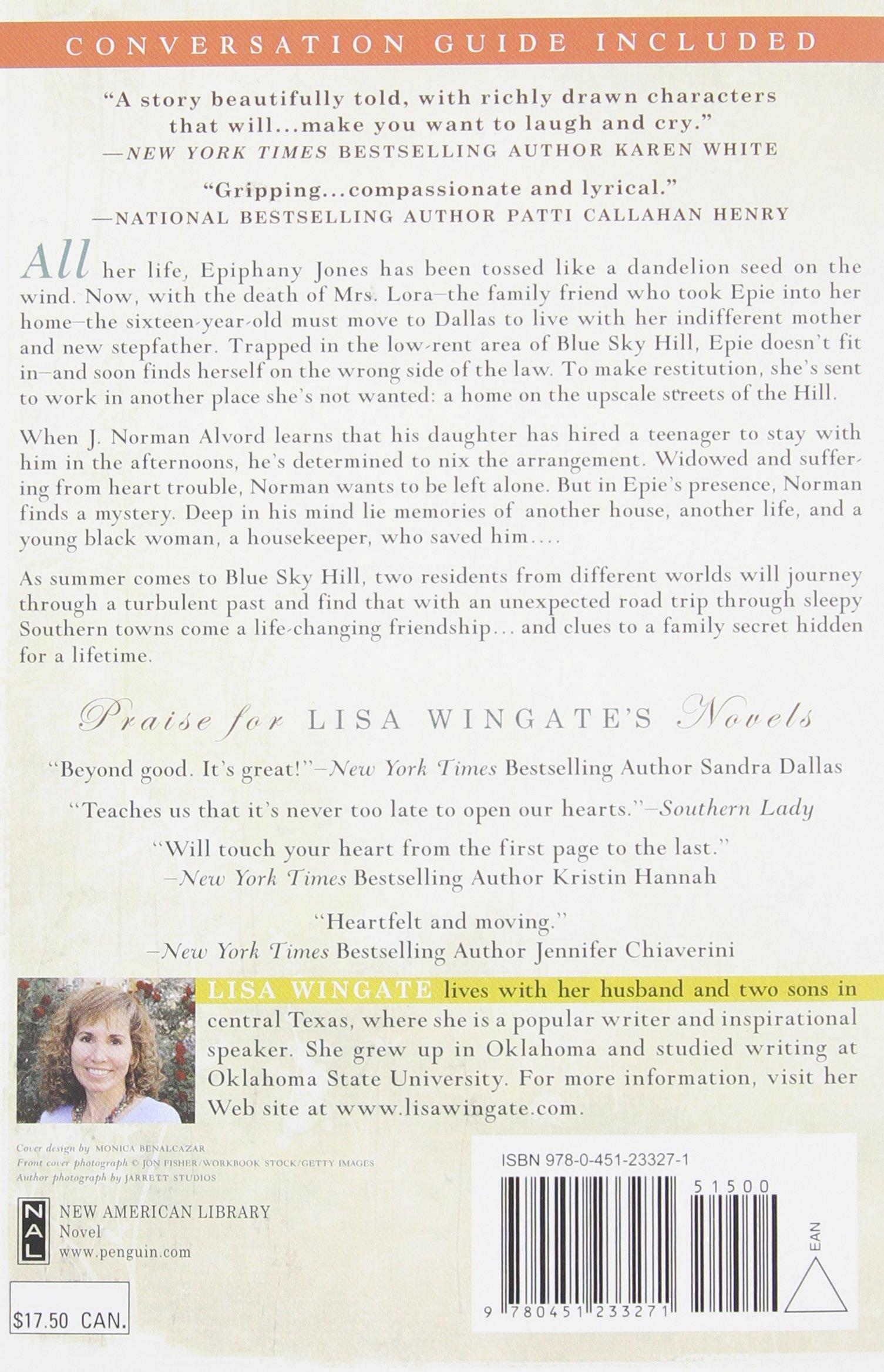 Dandelion Summer (blue Sky Hill Series): Lisa Wingate: 9780451233271:  Amazon: Books