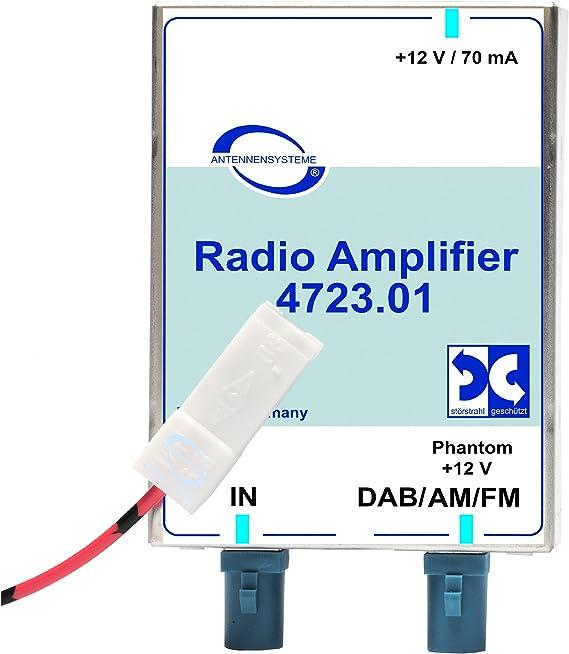 Antennentechnik Bad Blankenburg Rundfunkverteiler AM//FM, DAB//DAB+