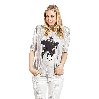 ad7077d2317 Abbino Licia Shirts Para Mujeres - Hecho EN Italia - 5 Colores -  Entretiempo Primavera Verano
