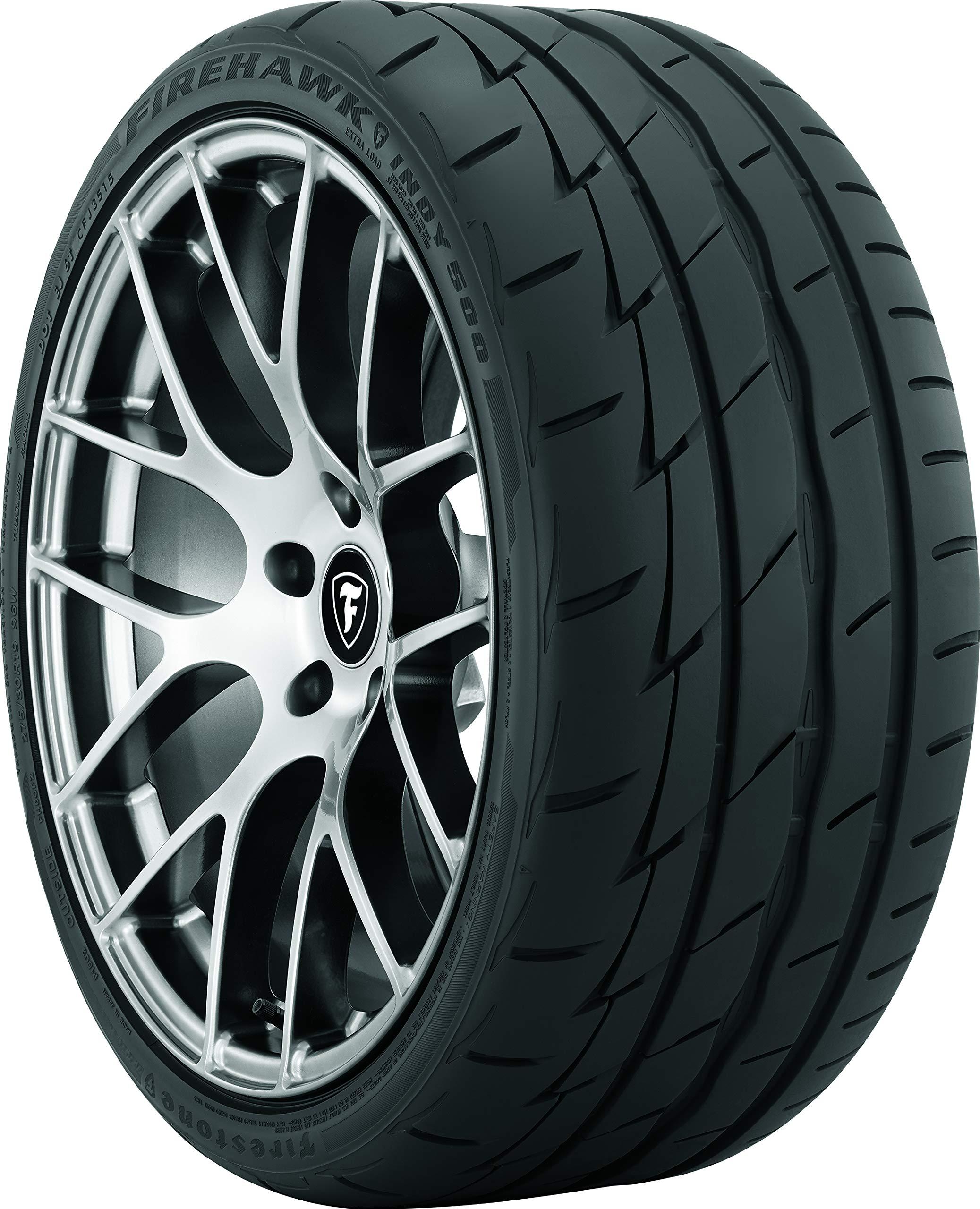 Firestone Firehawk Indy 500 Ultra-High Summer Peformance Tire 225/45R17 94 W Extra Load