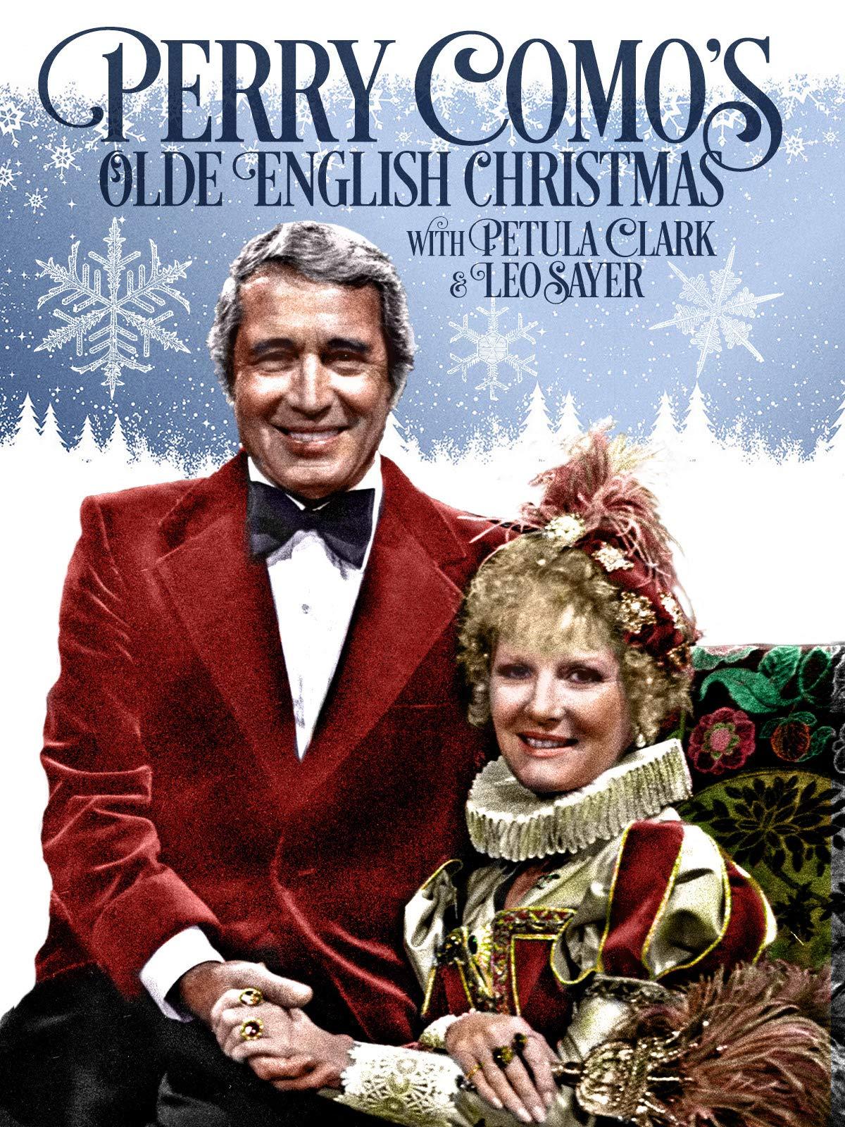 Perry Como's Olde English Christmas on Amazon Prime Video UK