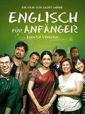 Amazonde Englisch Für Anfänger English Vinglish Ansehen