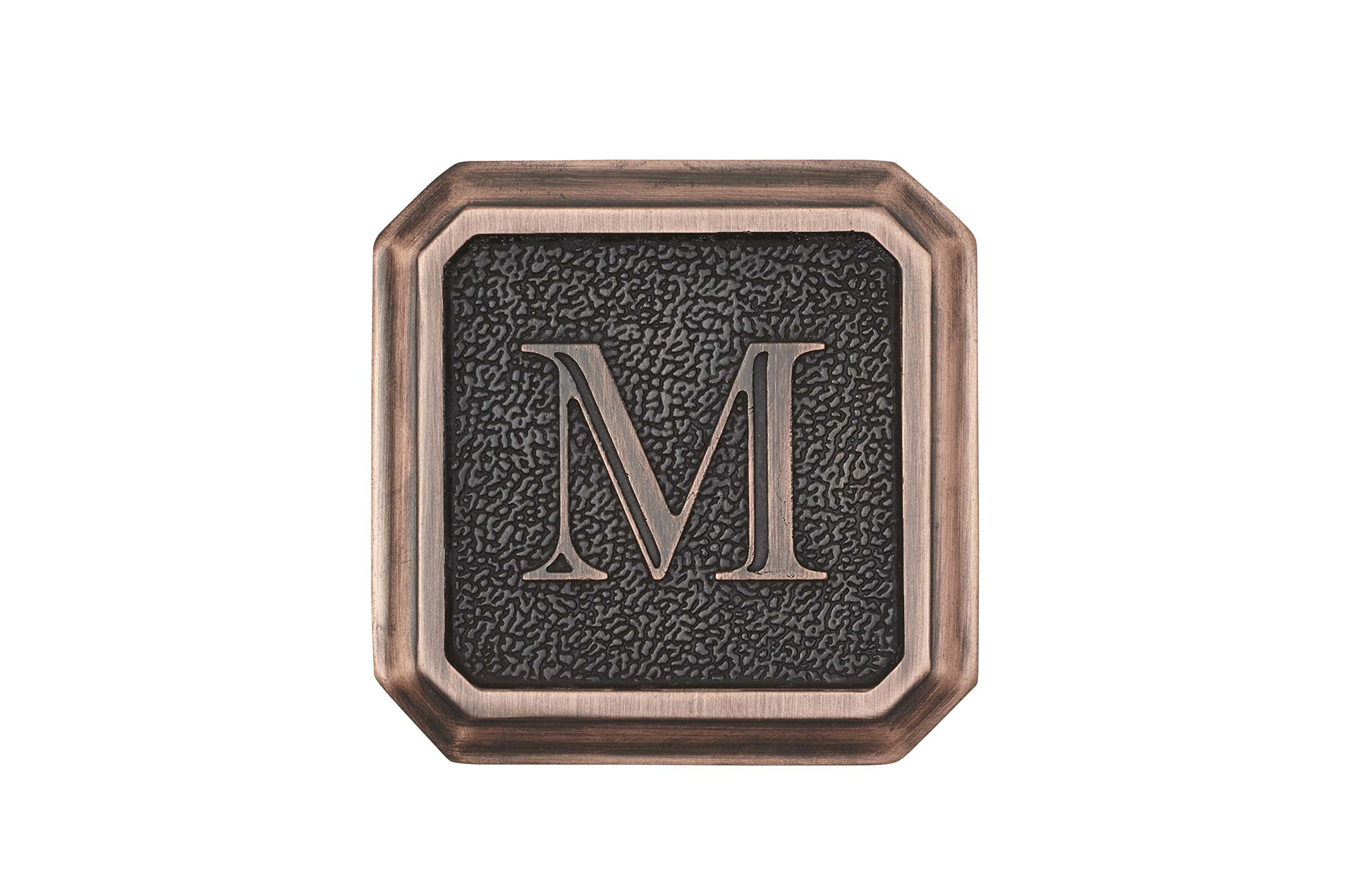 Architectural Mailboxes 3650ORB-M Aluminum Oil Rubbed Bronze Monogram - Letter''M''