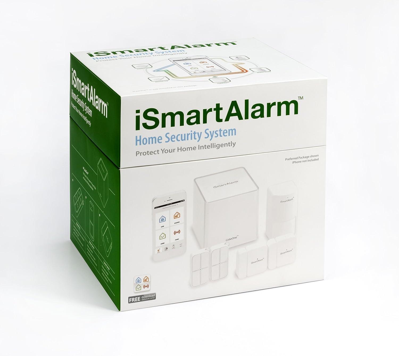 Smart Alarmanlage iSmartAlarm Vergleich