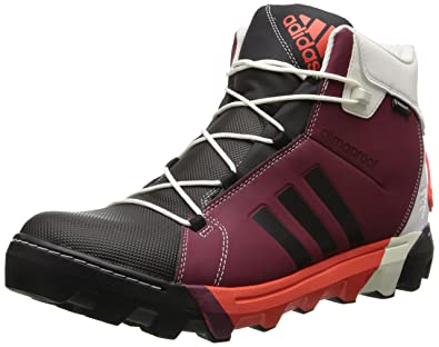 Adidas Slopecruiser CP Boot Men's Cardinal Black Dark Orange 11.5