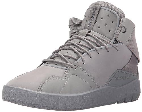 on sale 6e643 28d7d Adidas Originals Crestwood Mid J Shoe (Big Kid), Solid GreySolid Grey