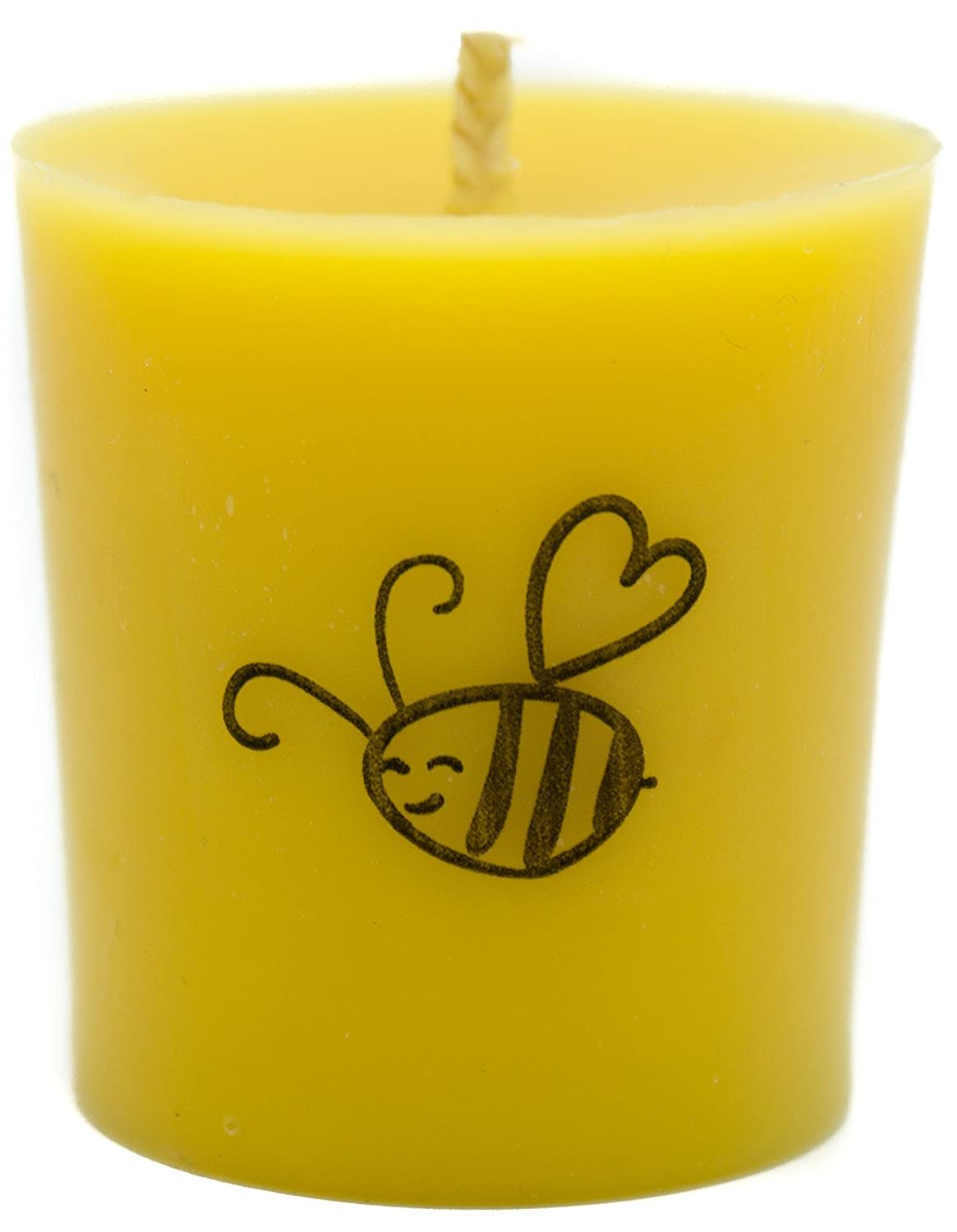Beeswax Votive Candle Making Kit: Perfect for Beginners, 100% Pure Beeswax MakingYourOwnCandles Ltd