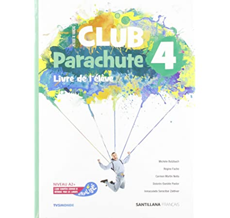 CLUB PARACHUTE 4 PACK CAHIER DEXERCICES: Amazon.es: Vv.Aa ...
