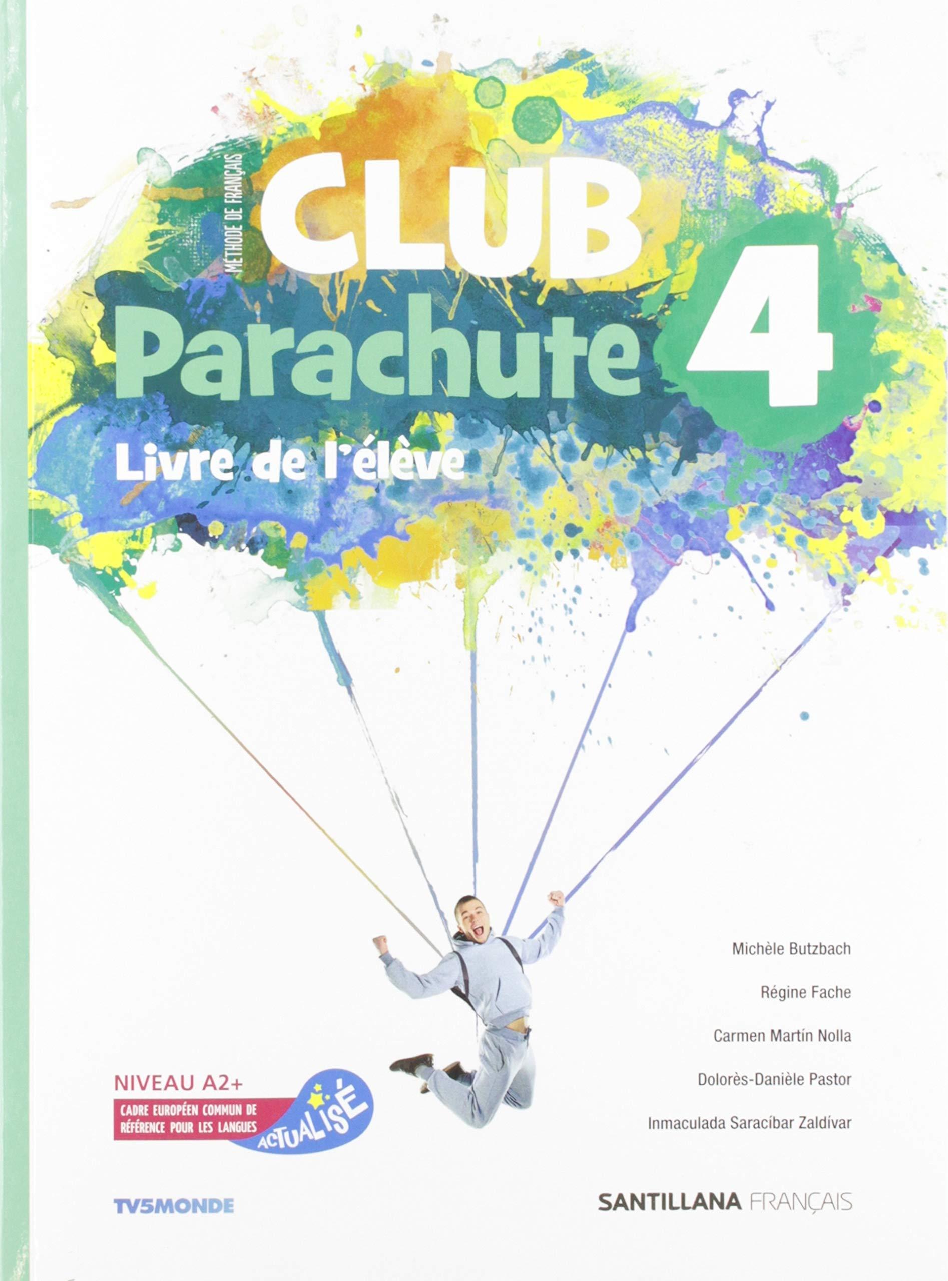 CLUB PARACHUTE 4 PACK ELEVE: Amazon.es: Libros en idiomas extranjeros
