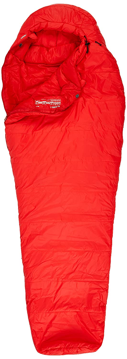 Mountain Equipment Aurora I Sleeping Bag : 23度合成 B01COS5PQO Reg/Left Zip|インペリアルレッド(Imperial Red) インペリアルレッド(Imperial Red) Reg/Left Zip