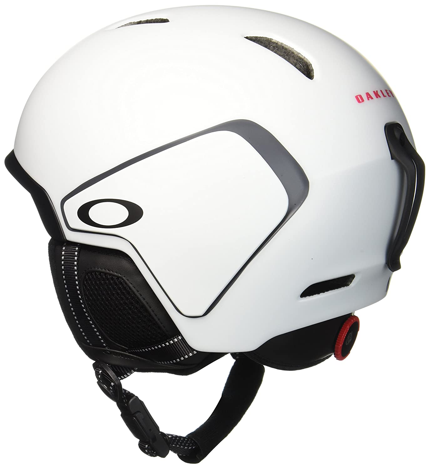 74ee62ef06 Amazon.com  Oakley Mod 3 Adult Ski Snowboarding Helmet - Matte White Large   Sports   Outdoors
