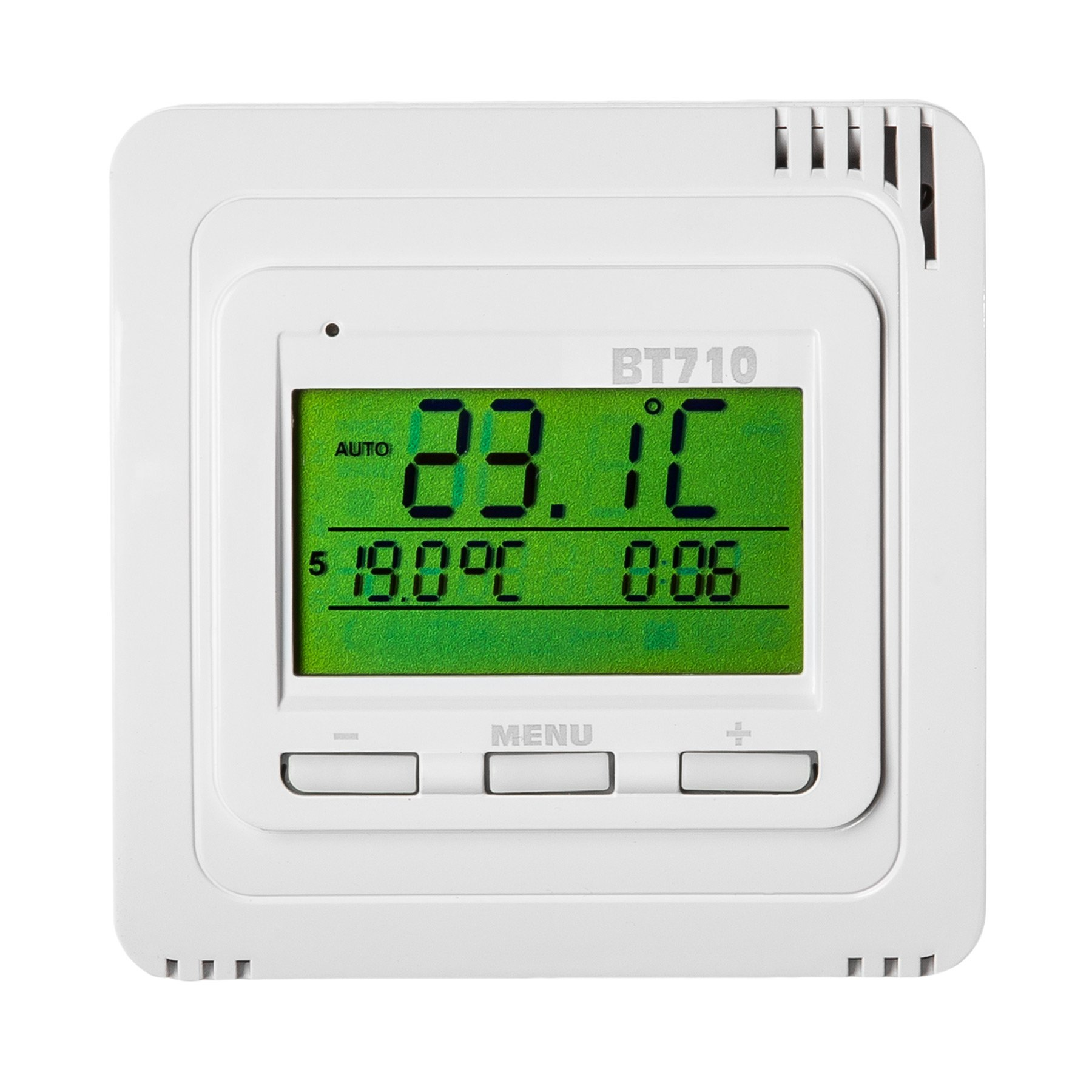 Thermostat programmable d'ambiance digital chauffage climatisation electronique (Type 3   No. 401343) product image