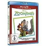 Zoomania 3D (2016) [Blu-ray]