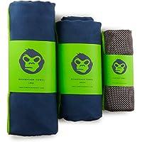 Jimmi the Monkey Mikrofaser-Handtuch 3er–Set: Large, Medium + Cooling Towel