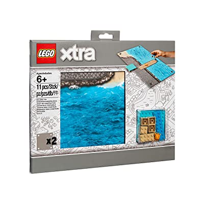 LEGO Sea Playmat (Xtra): Toys & Games