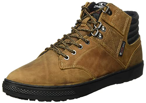 fb11ed4e2af23a O Neill Men s Raybay Heat Leather Hi-Top Trainers