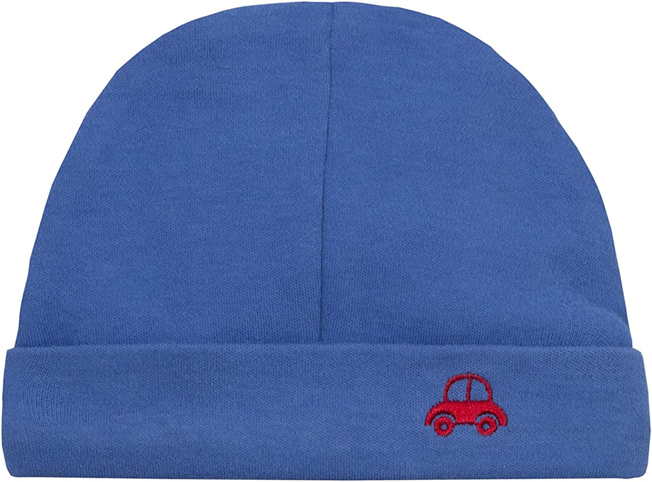 BABY TOWN Baby Boys Cars Sleepsuit Set 2 Piece Babygrow Cradle Cap Bundle