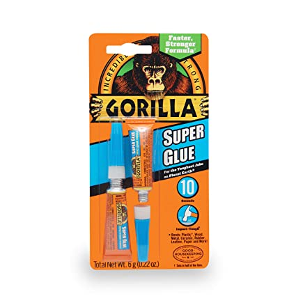 who invented super glue