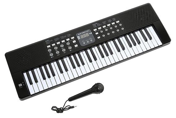 Axman T315853 Clavier avec Microphone et Connecteur d