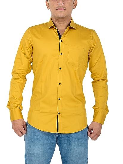 90e8e710a2 Alpesh Radimaid Men s Casual Shirt  Amazon.in  Clothing   Accessories