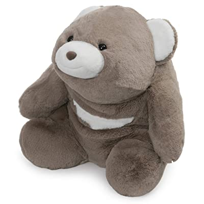 GUND Snuffles Teddy Bear Stuffed Animal Plush, 18-Inch, Taupe: Toys & Games