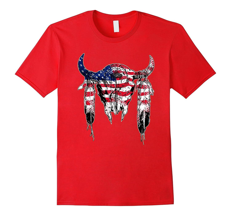 American Bison T-Shirt-Art