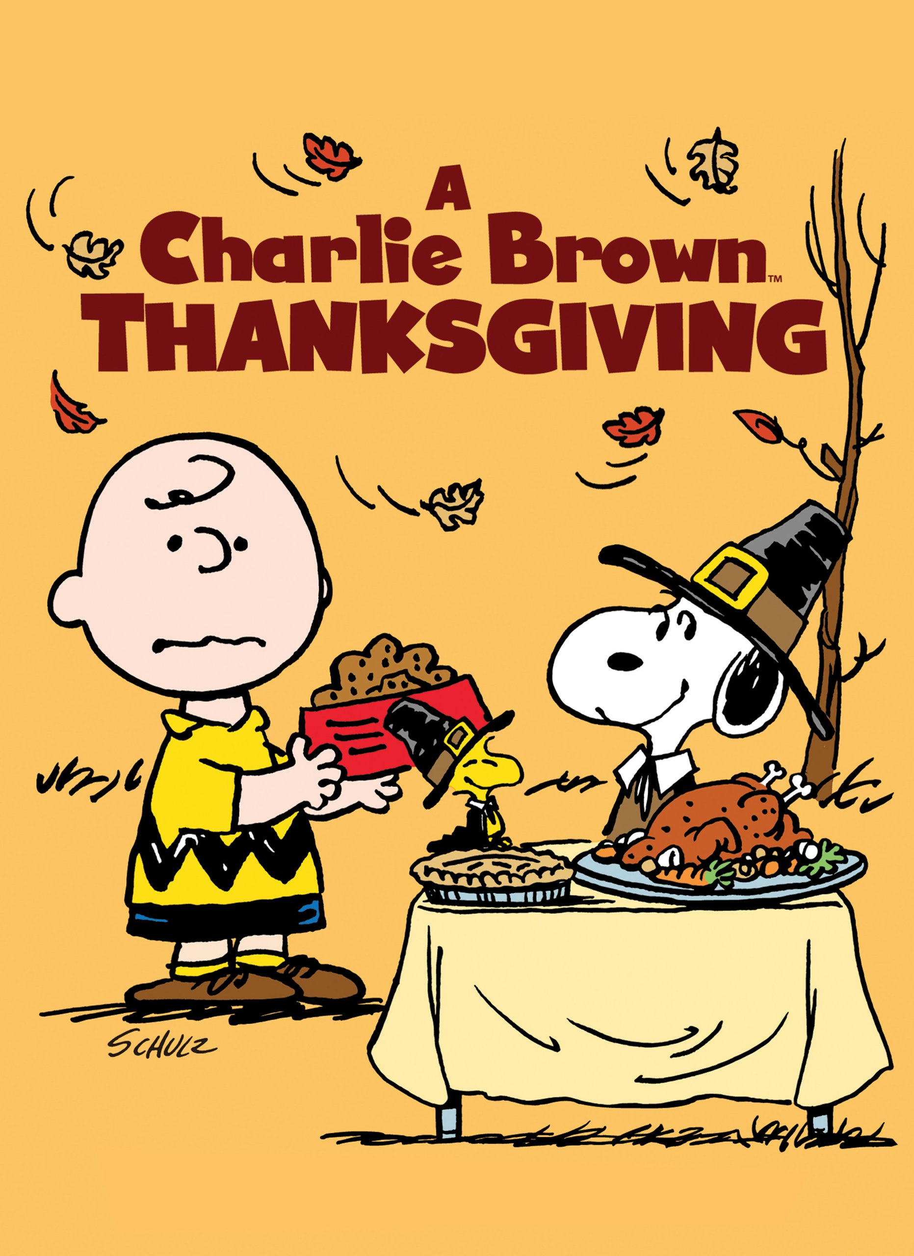 Watch A Charlie Brown Thanksgiving Prime Video
