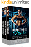 Submit to Her Muscles: Three Female Muscle Stories