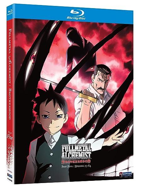 Fullmetal Alchemist: Brotherhood 5 [USA] [Blu-ray]: Amazon.es: Fullmetal Alchemist: Cine y Series TV